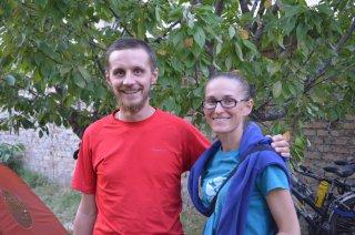 Jakub und Joanna aus Polen
