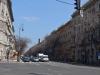 Die Prachtstraße im Würgegriff der Autos.
