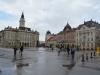 Schöne Altstadt von Novi Sad