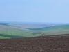 Großflächige Landwirtschaft in Bulgarien
