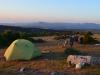 Unglaublicher wilder Zeltplatz im Dartmoor der Türkei