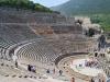 Das Amphitheater mit Platz für 25.000 Besucher