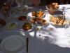 Mittagsrast mit leckeren Mezze