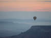 Als Ballonfahrer muss man früh aufstehen