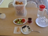 Typisches türkisches Frühstück im Restaurant