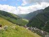 Dorf Adischi in Swanetien