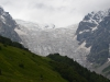 Gletscher in Swanetien