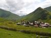 Hier gibt es über 30 Türme, das Dorf UNESCO-Kulturerbe