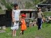 Einzige Familie in Mutso
