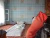 Mein Schlafplatz in Omis Zimmer