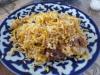 Das Reisgericht mit den vielen Namen, nennen wir es Plov.