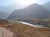 Einzige Brücke nach Afghanistan auf unserem Weg