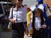 Schuluniform der Mädchen