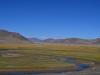 Blick auf Murghab im Ost-Pamir