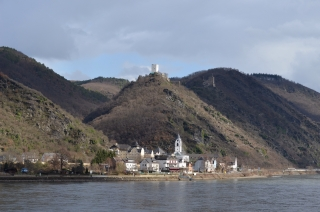 Mittelrhein-Idylle