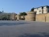 Mal nicht Disney, sondern echte alte Stadtmauer in Baku