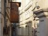 Schöner Vorbau in Bakus Altstadt