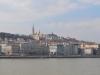 Blick von der Brücke auf die Fischerbastei