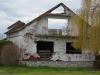Zerstörtes Haus in der Tripinstraße