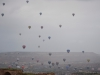 Mehr als 100 Ballone unterwegs