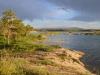 ... am schönen See ...