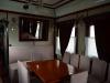 Konferenzraum im Zug