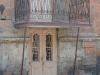Balkon aus dem 19. Jahrhundert