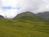 ... und wir im Großen Kaukasus