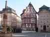 Interessantes Fachwerk in Aschaffenburg