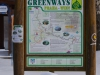 Die Greenways-Route